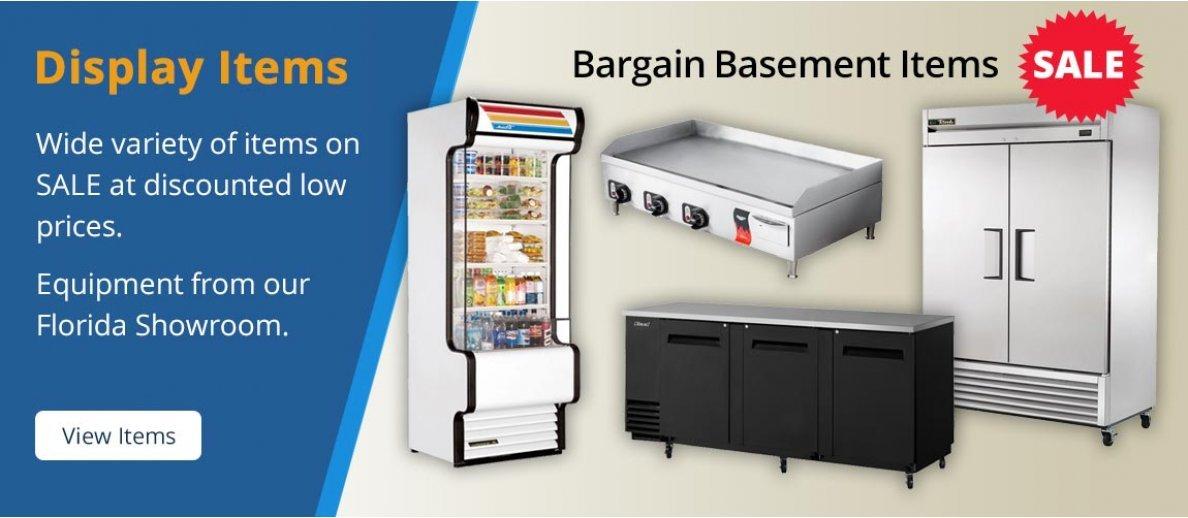 Bargain Basement