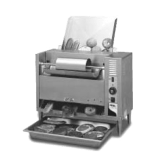 Bun Grill Conveyor Toaster