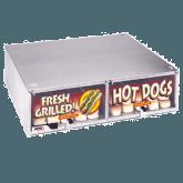 Hot Dog Bun Cabinet
