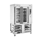 Mini Rotating Rack Bakery Oven