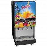 37300.0004  JDF-4S Silver Series® 4-Flavor Cold Beverage System