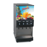 37300.0002  JDF-4S Silver Series® 4-Flavor Cold Beverage System