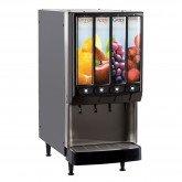 37300.0079 JDF-4S Silver Series® 4-Flavor Cold Beverage System