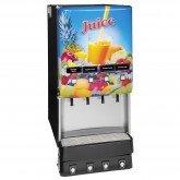 37300.0054  JDF-4S Silver Series® 4-Flavor Cold Beverage System