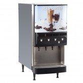 37300.0016  JDF-4S Silver Series® 4-Flavor Cold Beverage System