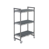 Camshelving® Elements Mobile Drying Rack Cart