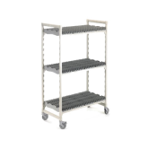 Camshelving® Mobile Drying Rack Cart