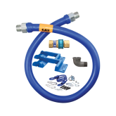 Dormont Blue Hose™ Moveable Gas Connector