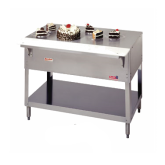 Aerohot Steamtable Solid Top Unit