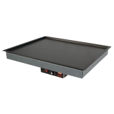 Glo-Ray® Drop In Heated Shelf with Recessed Top