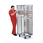 Extreme Duty Roll-In Cooler Rack