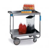 Heavy Duty Deep Shelf Utility Cart