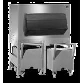Ice Bin & Cart System