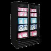 Full-Height Freezer Merchandiser