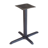 X Series Pedestal Table Base