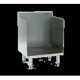 1800 Series Glass Rack Storage Unit