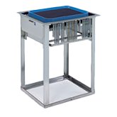 Director's Choice® Glass Rack Dispenser