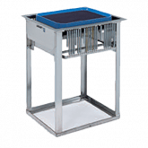 Director's Choice® Glass Rack Dispenser