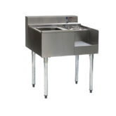 2200 Series Underbar Drainboard/Ice Bin/Blender Unit