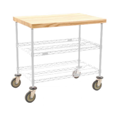 Maple Top Demo Cart