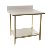 (IMPORTED) BlendPort® KL Series Work Table with Backsplash