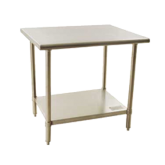 (IMPORTED) BlendPort® EL Series Work Table with Flat Top
