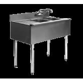1800 Series Underbar Sink Unit