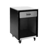 Deluxe Service Mate Portable Cashiers Stand