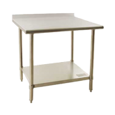 (IMPORTED) BlendPort® FL Series Work Table with up-turn