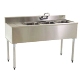1800 Series Underbar Sink Unit