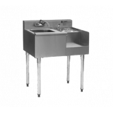 1800 Series Underbar Sink/Blender Module