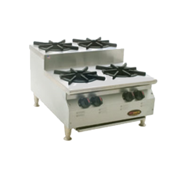 RedHots® Chef's Line® Step-up Hotplate