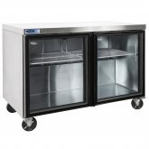 AdvantEDGE™ Undercounter Refrigerator with factory installed door locks