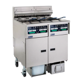 Solstice™ Reduced Oil Volume Fryer System
