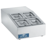 Compact Refrigerated Counter-Top Prep Unit