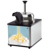 BSW-SS BUTTER SERVER WITH PUMP & SPOUT WARMER
