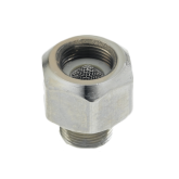 3/8  Compression Check Valve Assembly (Female x Male)