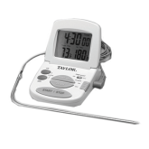 Cooking Thermometer & Timer