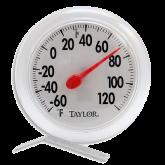 Big Read Window/Wall Thermometer