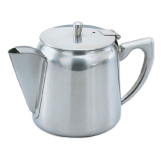 Tea & Coffee Server with Strainer