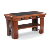 Buffet Table with Induction Warmers