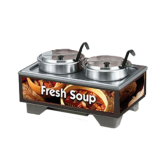 Cayenne® 72020 Full Size Rethermalizing Model 1220 Soup Merchandiser Base