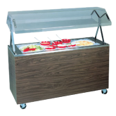 Affordable Portable™ Cold Food Station