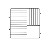 Plate Crate® Dishwasher Rack