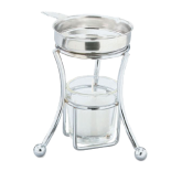 Glass Candle Holder only for Butter Melter #46776