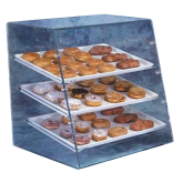Angled Front Bakery Case