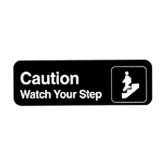 Caution/Watch Your Step Sign