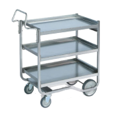 Heavy Duty knock down Cart with Tubular Handle