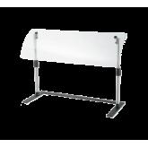 24  Mobile Countertop Breathguard