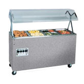 Affordable Portable™ Hot Food Station